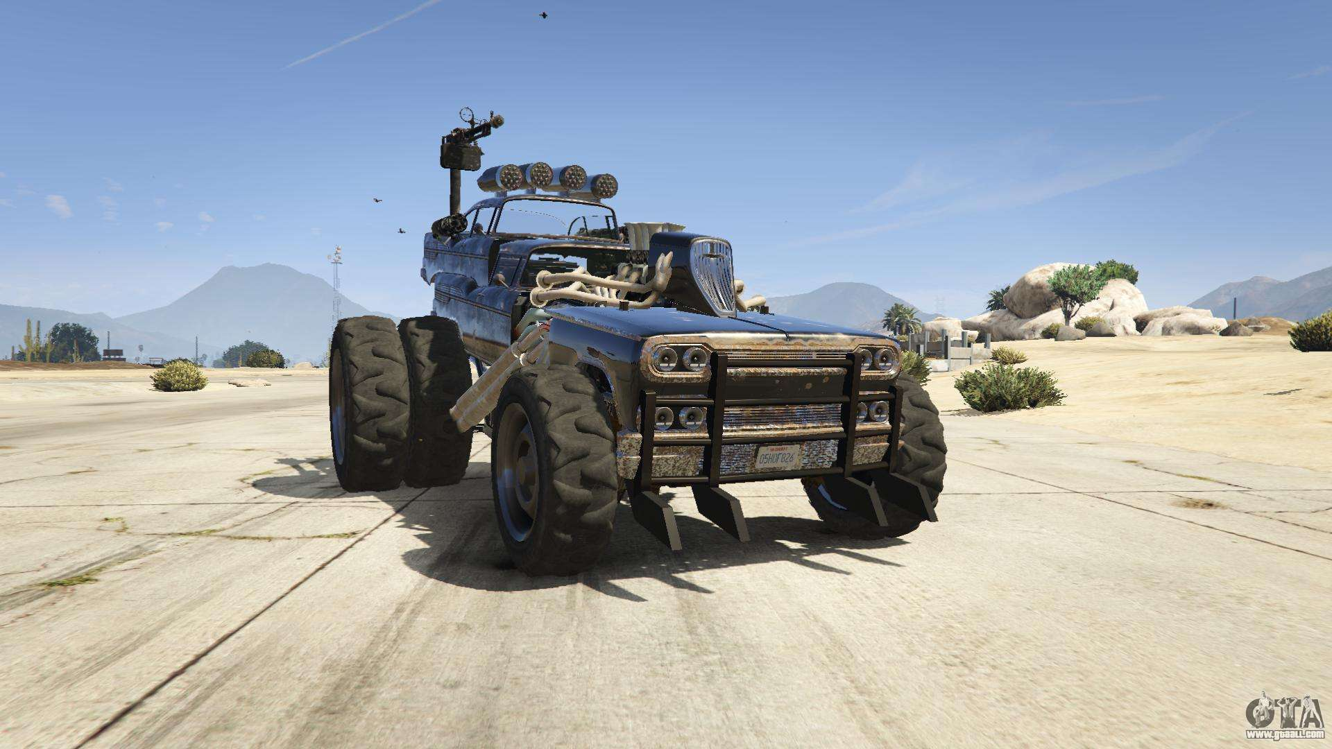 Mad Max How To Get Scrap From Cars