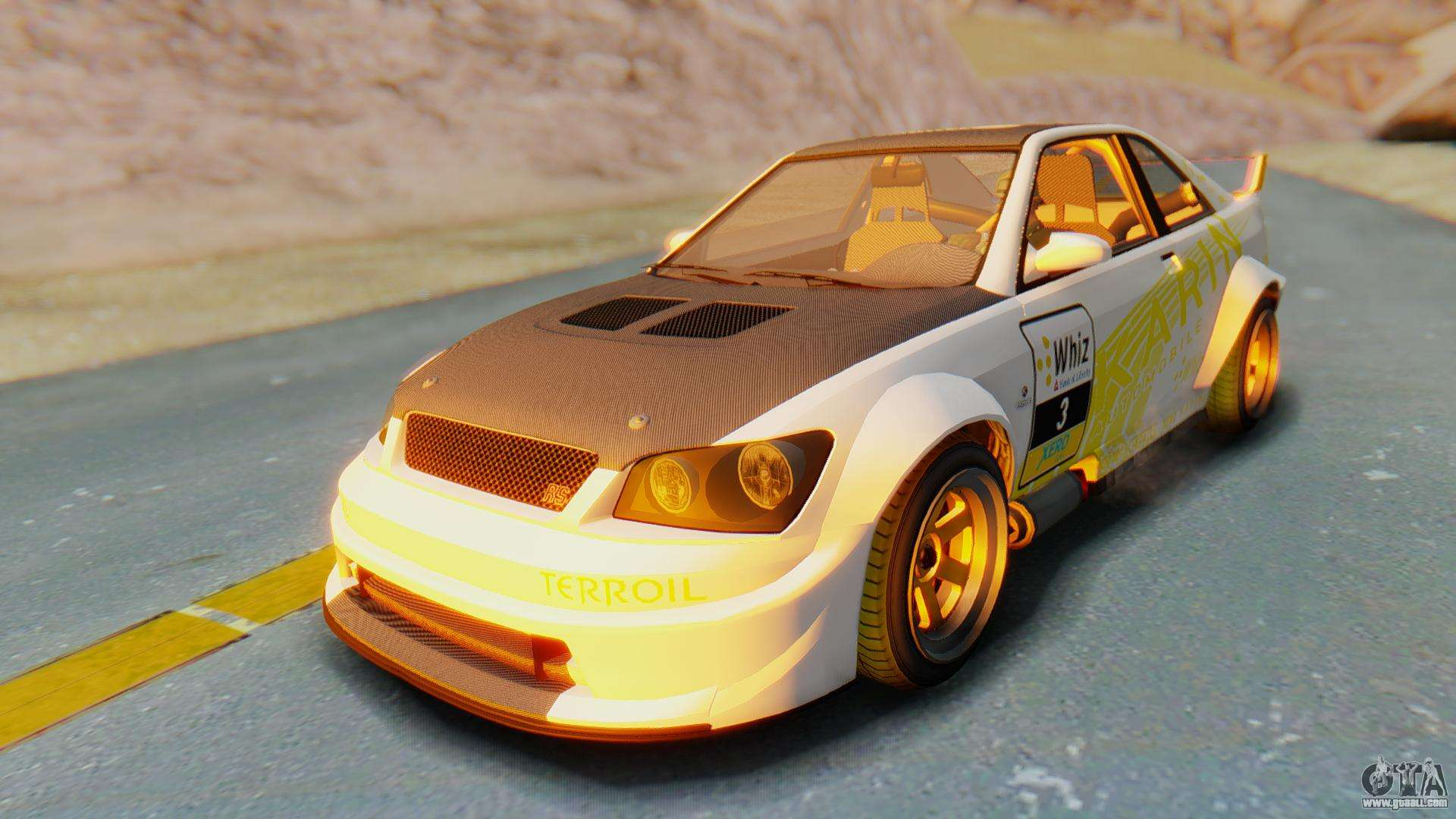 gta 5 how to get sultan rs