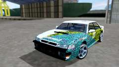 Sultan 4 Drift Drivers V2.0 for GTA San Andreas