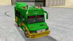 Iveco Turbo Daily Buseton v2 Flota Rionegro for GTA San Andreas