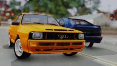 Audi Quattro Coupe 1983 for GTA San Andreas