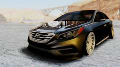 Hyundai Sonata Turbo 2015 for GTA San Andreas
