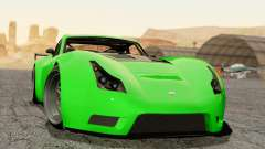 GTA 5 Bravado Verlierer Tuned for GTA San Andreas