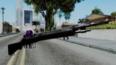 Purple Rifle