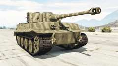 Panzerkampfwagen VI Ausf. E Tiger for GTA 5