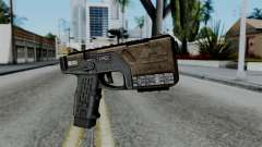 CoD Black Ops 2 - KAP-40 for GTA San Andreas