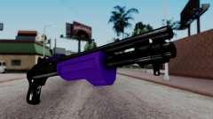 Purple Spas-12 for GTA San Andreas