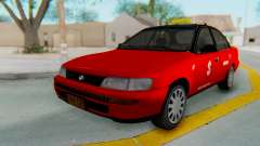 Toyota Corolla Dollar Taxi for GTA San Andreas
