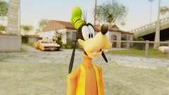 Kingdom Hearts 2 Goofy for GTA San Andreas