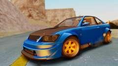 GTA 5 Karin Sultan RS Carbon for GTA San Andreas
