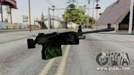 MG4 for GTA San Andreas