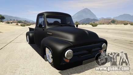 Ford FR100 1953 for GTA 5