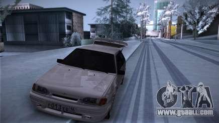 VAZ 2113 hatchback 3 doors for GTA San Andreas