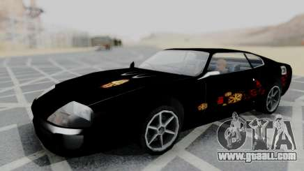 Jester F&F Honda 2000 PJ for GTA San Andreas