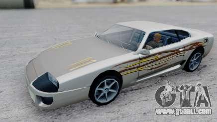 Jester F&F4 RX-7 PJ for GTA San Andreas