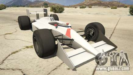McLaren MP 44 for GTA 5