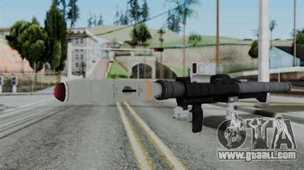 GTA 5 Homing Launcher - Misterix 4 Weapons for GTA San Andreas