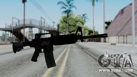 M16 A2 Carbine M727 v1 for GTA San Andreas