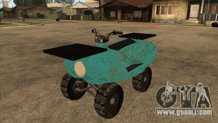 QuadNew v1.0 for GTA San Andreas