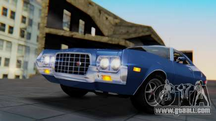 Ford Gran Torino Sport SportsRoof (63R) 1972 IVF for GTA San Andreas
