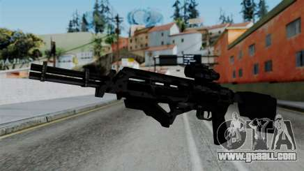 CoD Black Ops 2 - Storm PSR for GTA San Andreas