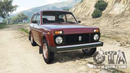 VAZ-2121 for GTA 5