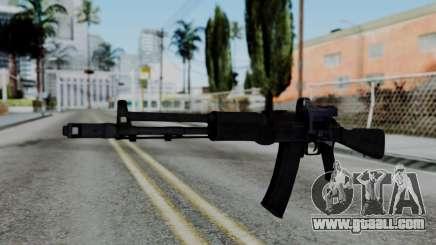 Arma OA AK74-100 for GTA San Andreas