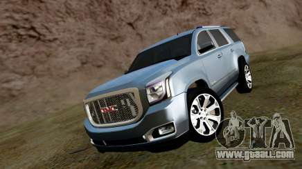 GMC Yukon Denali 2015 for GTA San Andreas