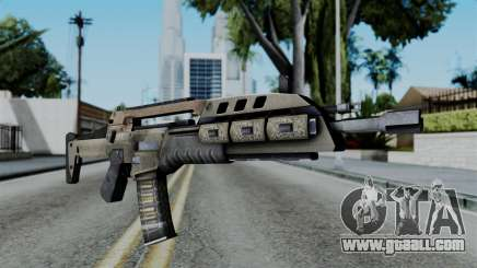 CoD Black Ops 2 - M8A1 for GTA San Andreas