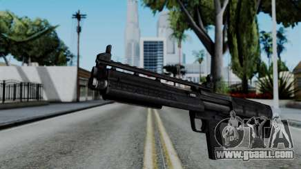 CoD Black Ops 2 - KSG for GTA San Andreas