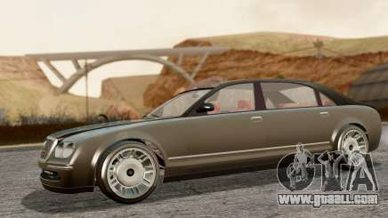 GTA 5 Enus Cognoscenti L IVF for GTA San Andreas