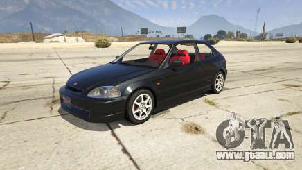 Honda Civic Type-R EK9 for GTA 5