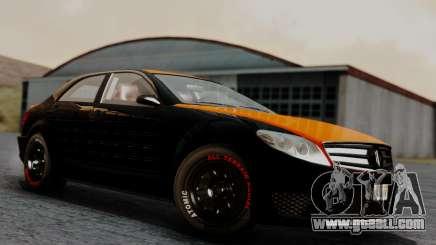 GTA 5 Benefactor Schafter V12 Arm for GTA San Andreas