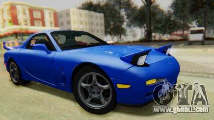 Mazda RX-7 1993 v1.1 for GTA San Andreas