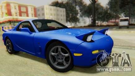 Mazda RX-7 1993 v1.1 for GTA San Andreas
