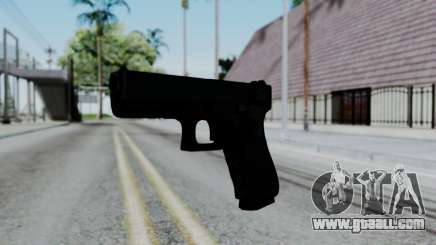 Glock 18 for GTA San Andreas