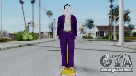 Bully Insanity Edition - MJ for GTA San Andreas second screenshot