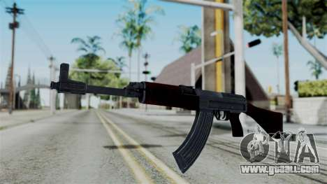 No More Room in Hell - CZ 858 for GTA San Andreas second screenshot