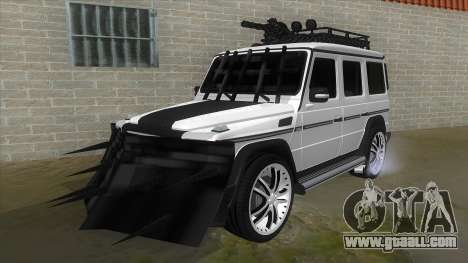 Mercedes-Benz G55 Response for GTA San Andreas