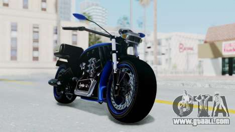 Turbike 4.0 for GTA San Andreas