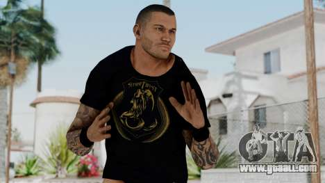 WWE Randy 1 for GTA San Andreas