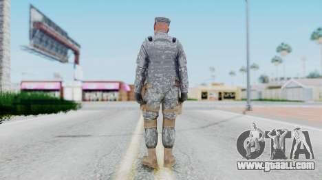 GTA 5 US Marine for GTA San Andreas third screenshot