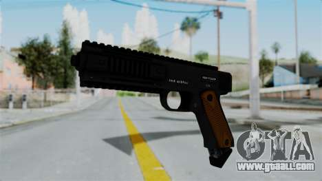 GTA 5 AP Pistol for GTA San Andreas