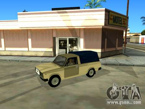 VAZ 2104 Pickup for GTA San Andreas side view