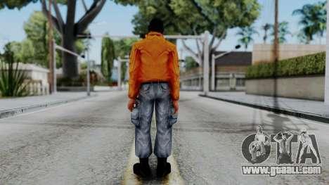 CS 1.6 Hostage 04 for GTA San Andreas third screenshot