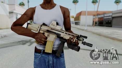 Arma2 MK16 Holo for GTA San Andreas third screenshot