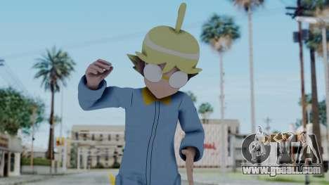 Pokémon XY Series, Clemont for GTA San Andreas