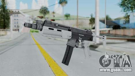 GTA 5 SMG - Misterix 4 Weapons for GTA San Andreas