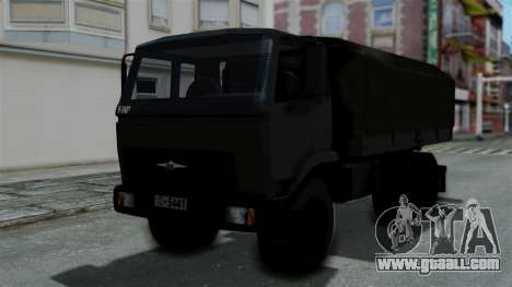 FAP Vojno Vozilo v2 for GTA San Andreas