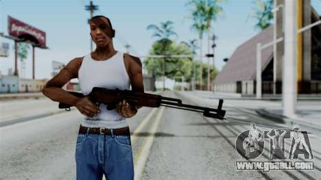 No More Room in Hell - Simonov SKS for GTA San Andreas